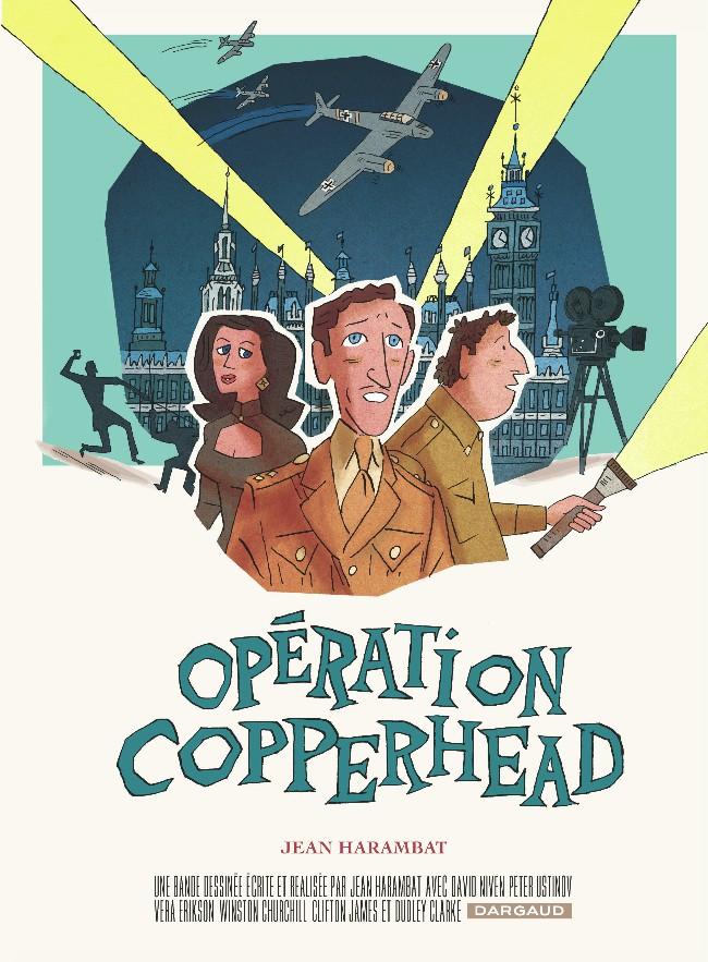 Couverture de Opération Copperhead