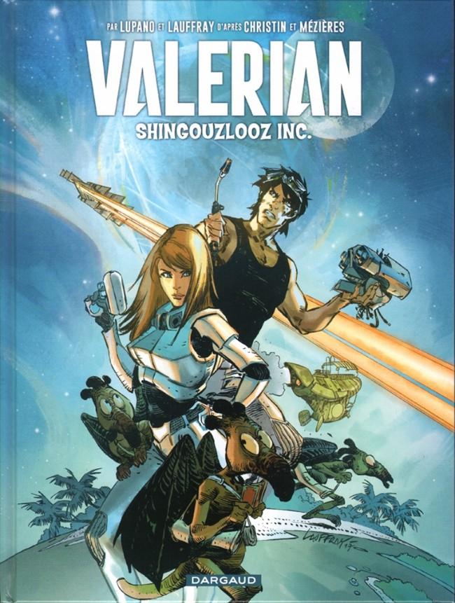 Couverture de Valérian par... -2- Shingouzlooz Inc.
