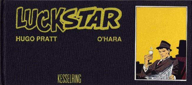 Couverture de Luckstar