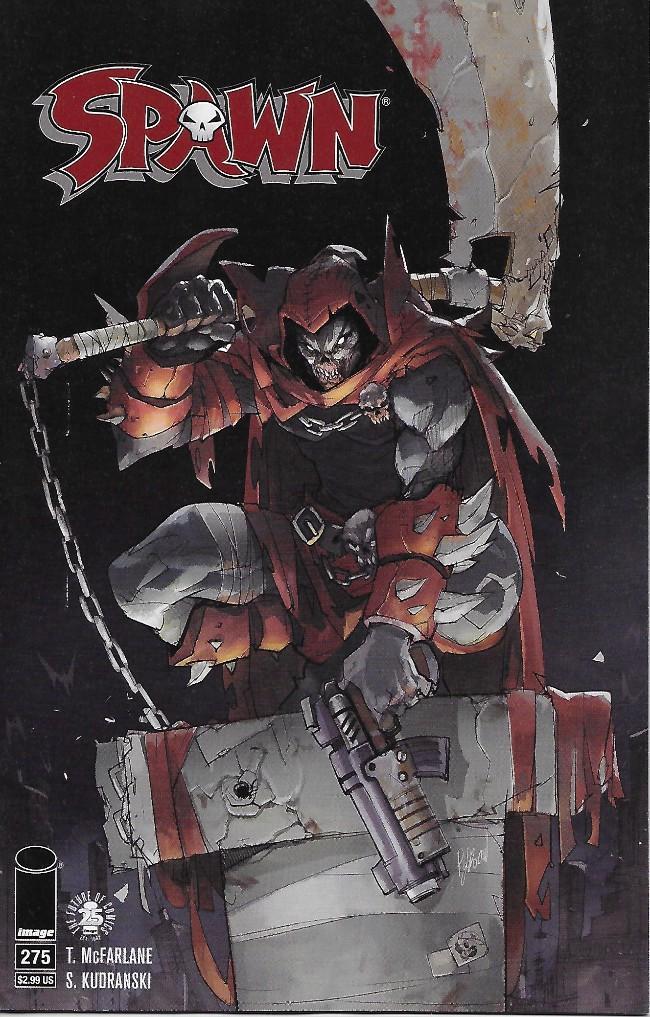 Couverture de Spawn (1992) -275- Spawn