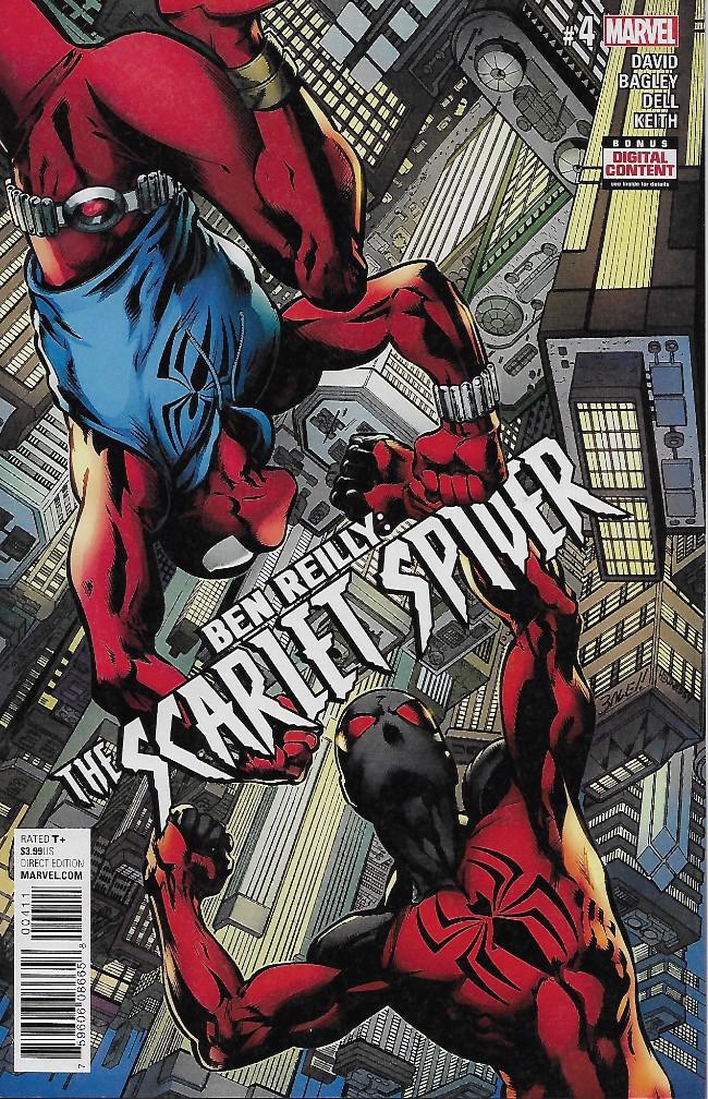 Couverture de Ben Reilly: Scarlet Spider (2017) -4- Issue #4
