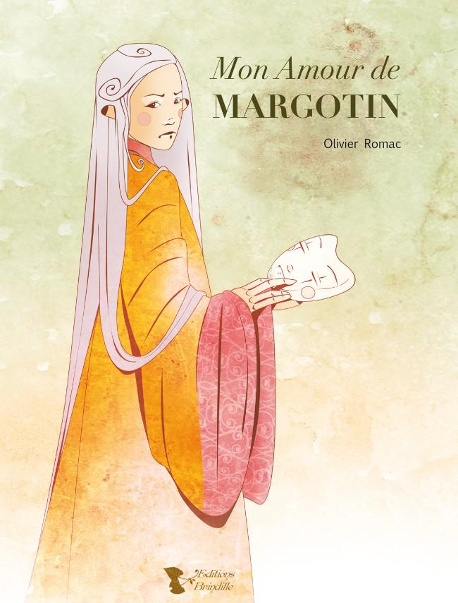 Couverture de Mon amour de Margotin