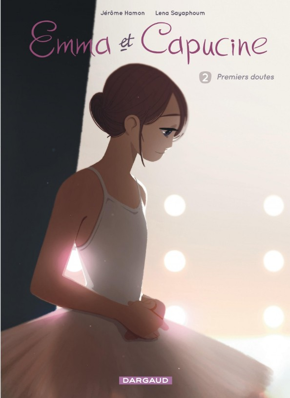Couverture de Emma et Capucine -2- Premiers doutes