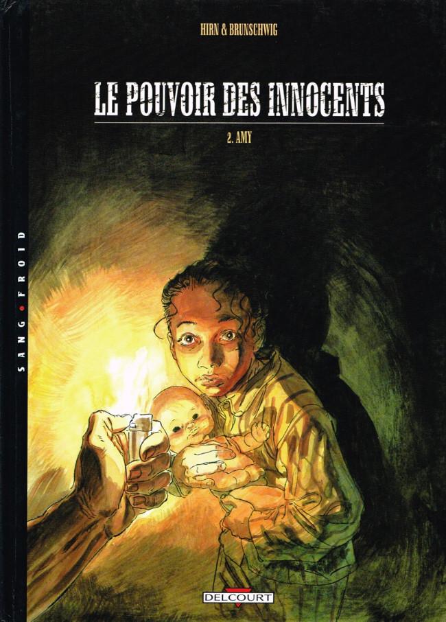 Couverture de Le pouvoir des Innocents -2- Amy
