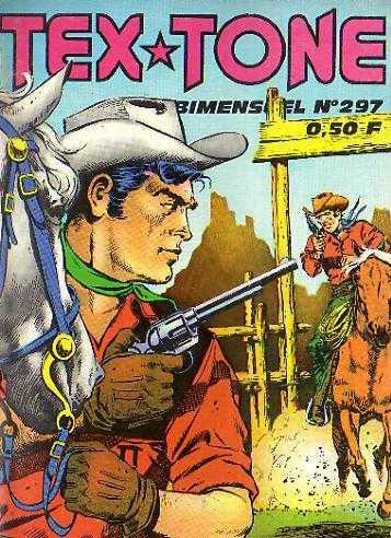 Couverture de Tex-Tone -297- La coquetterie de Betty