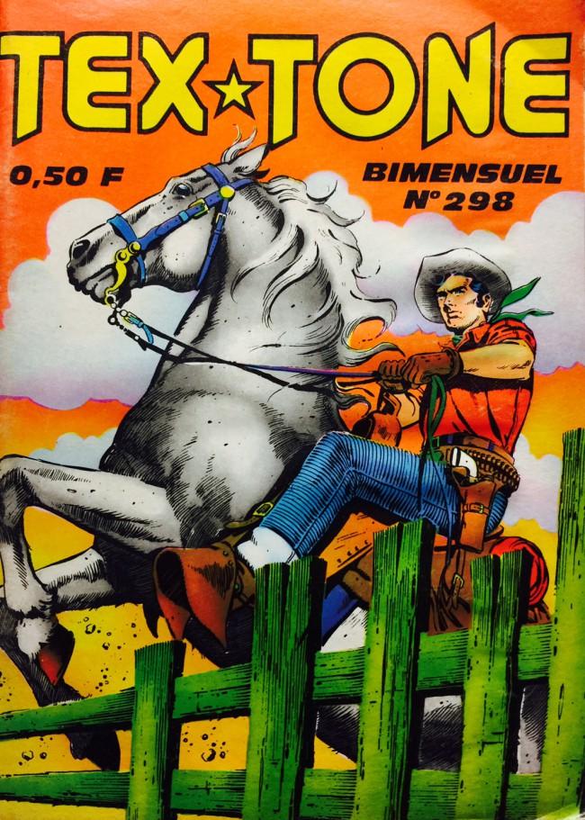 Couverture de Tex-Tone -298- Les mysteres du