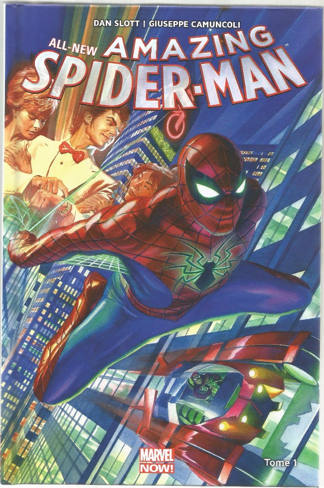 All-New Amazing Spider-Man (Marvel Now!) - 6 tomes