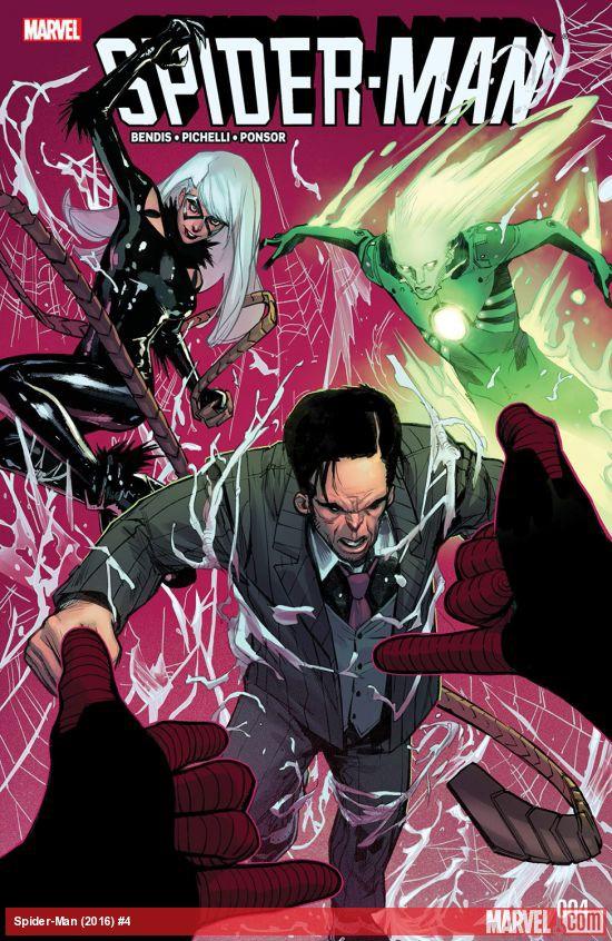 Couverture de Spider-man (2016) -4Num- Issue 4