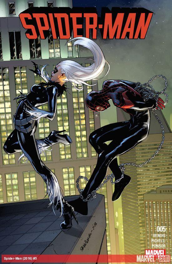 Couverture de Spider-man (2016) -5Num- Issue 5