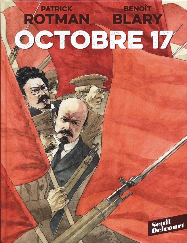 Couverture de Octobre 17