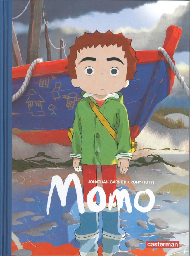Couverture de Momo -2- Tome 2