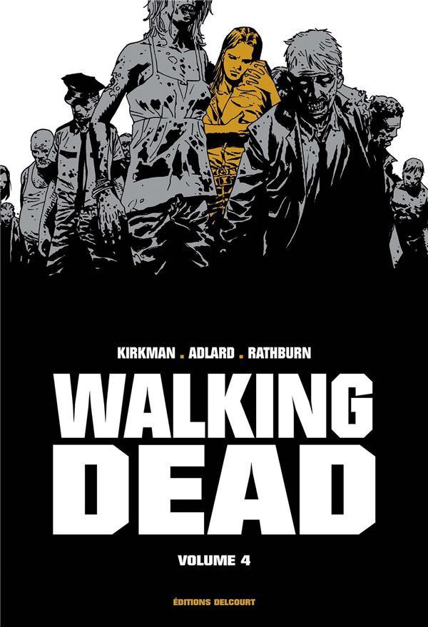 Couverture de Walking Dead -INT04- Volume 4