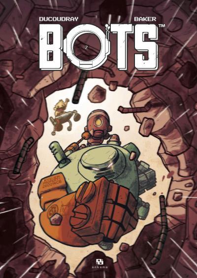 Couverture de Bots -2- Tome 2