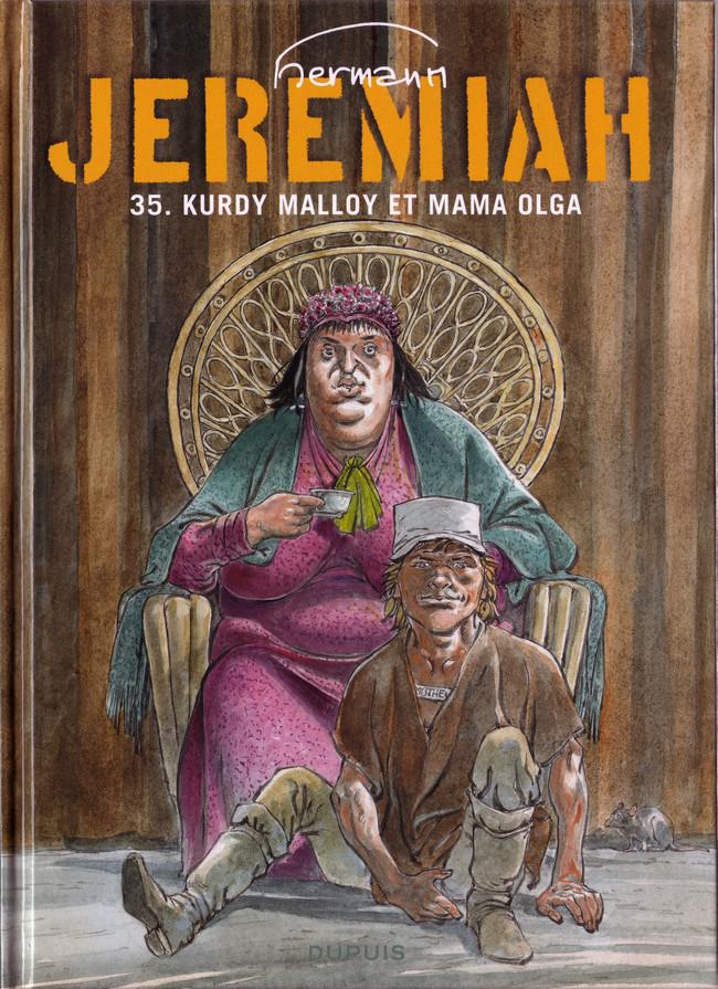 Couverture de Jeremiah -35- Kurdy Malloy et Mama Olga