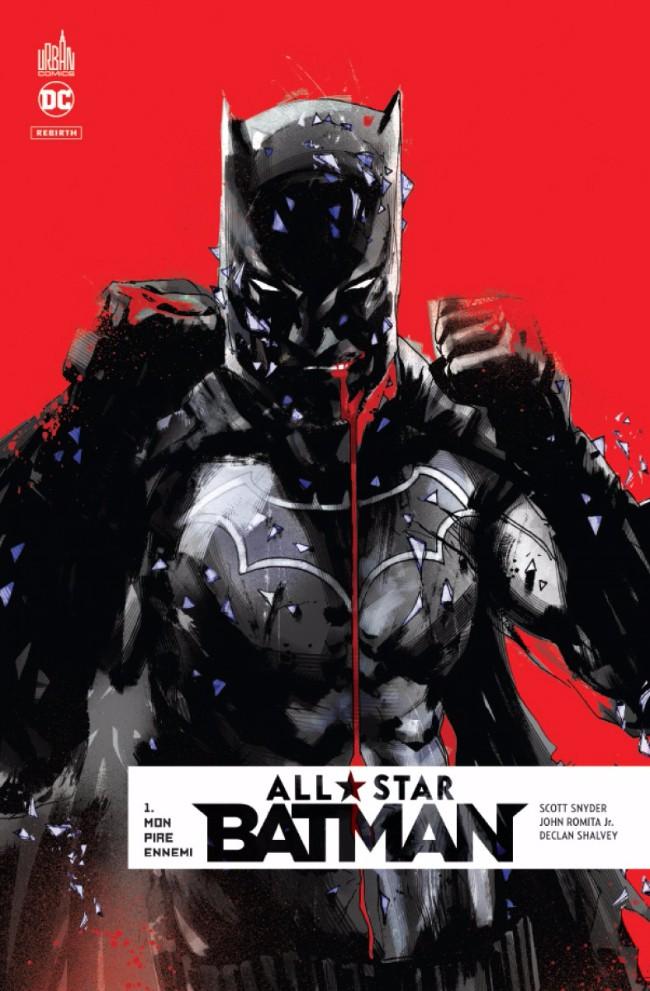 Couverture de All Star Batman -1- Mon pire ennemi