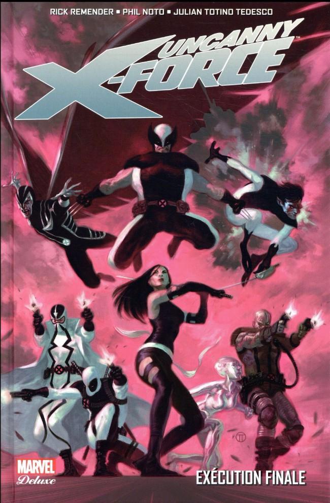 Couverture de Uncanny X-Force -4- Exécution finale