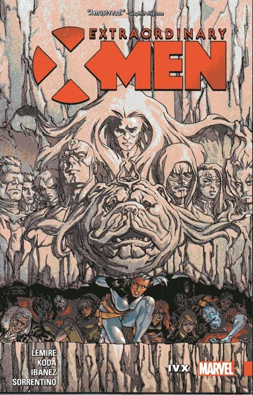 Couverture de Extraordinary X-Men (2016) -INT04- IVX