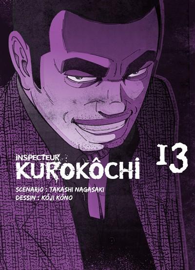 Couverture de Inspecteur Kurokôchi -13- Tome 13