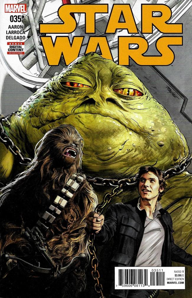 Couverture de Star Wars Vol.2 (Marvel comics - 2015) -35- The Hutt Run