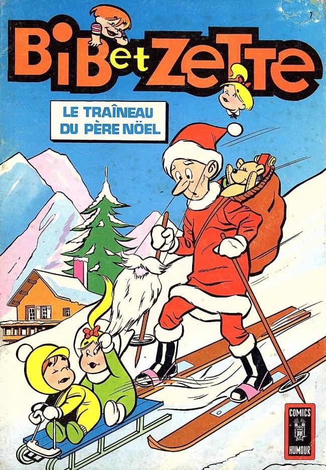 Humour Pere Noel Image.Bib Et Zette 4e Serie Comics Humour 7 Le Traineau Du