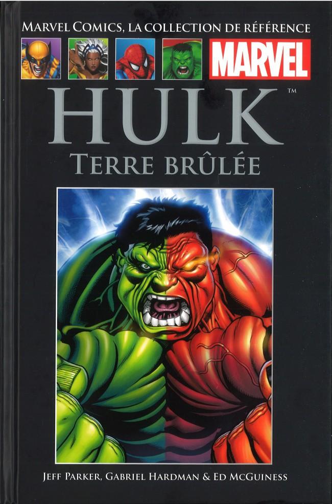 Couverture de Marvel Comics - La collection (Hachette) -9368- Hulk - Terre Brûlée