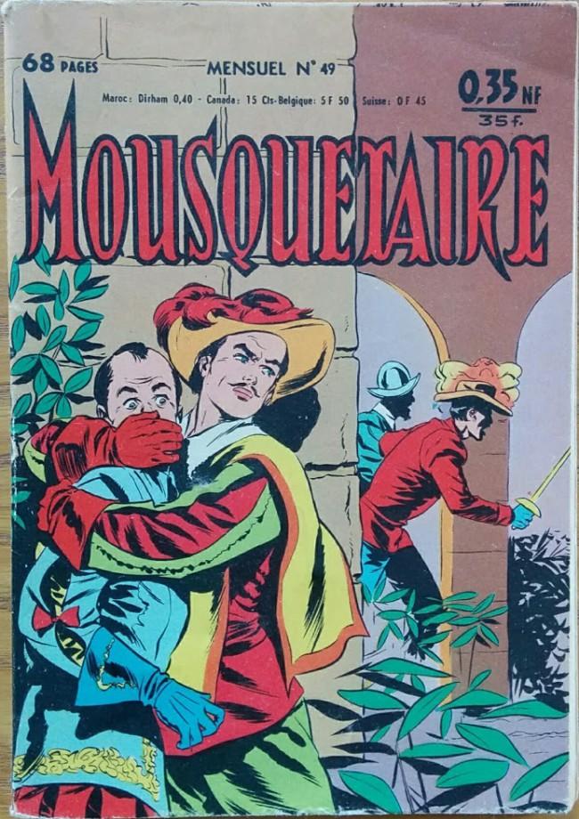Couverture de Mousquetaire - Tome 49
