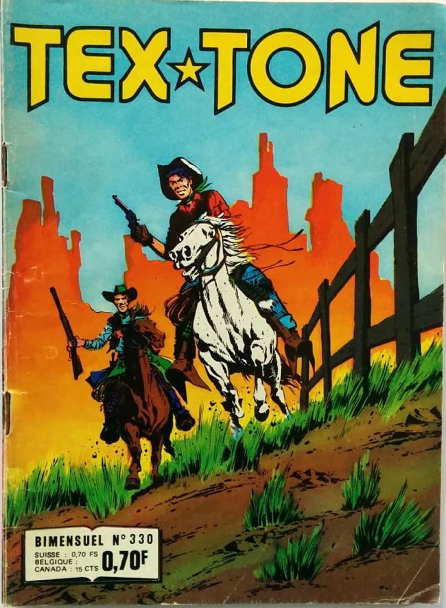 Couverture de Tex-Tone -330- Tex-Tone, le déjeuner des fourmis