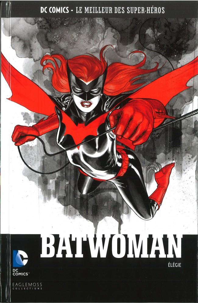 Couverture de DC Comics - Le Meilleur des Super-Héros -54- Batwoman - Élégie
