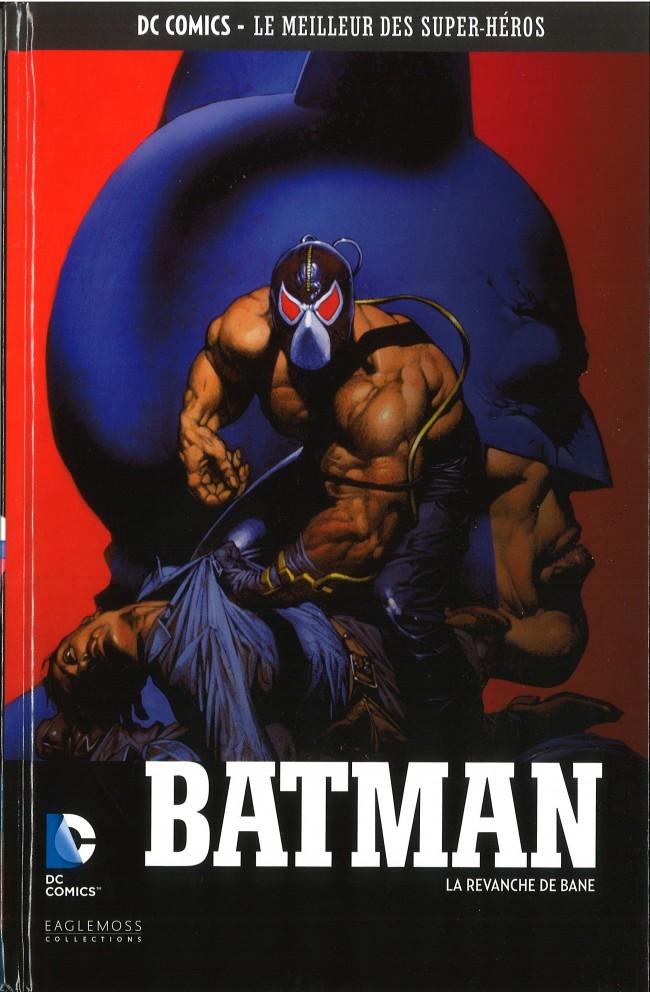 Couverture de DC Comics - Le Meilleur des Super-Héros -55- Batman - La Revanche de Bane