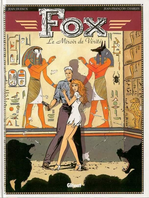 Couverture de Fox (Dufaux/Charles) -2- Le Miroir de Vérité