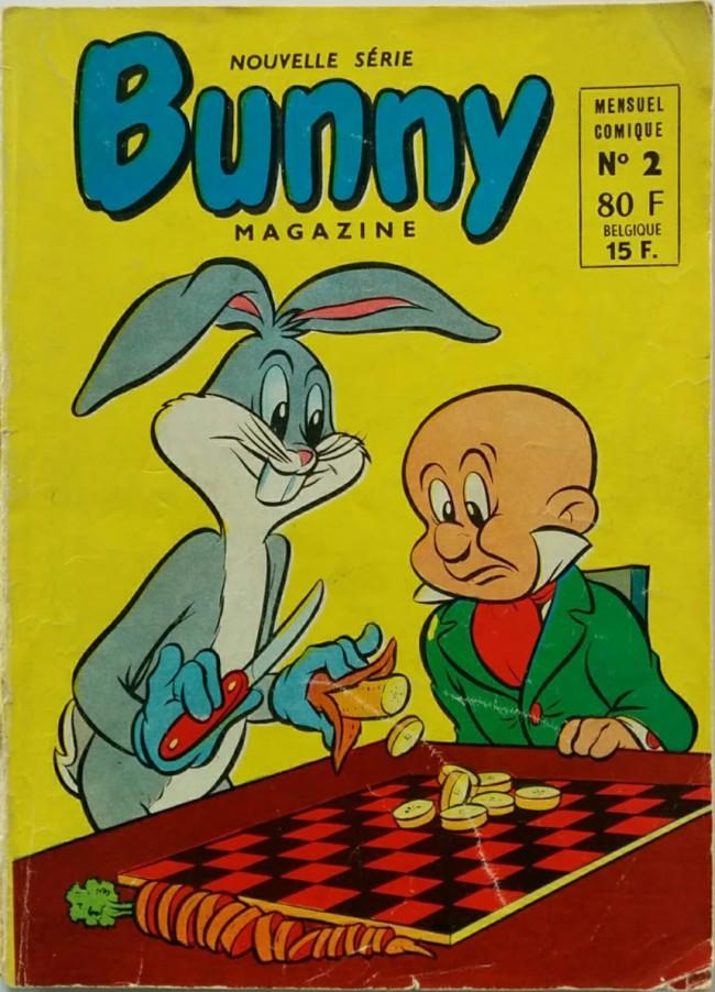 Couverture de Bunny (1re Série - Sage) -2- Les naufrageurs naufragés