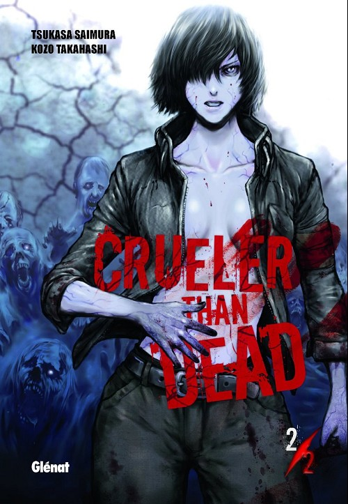 Couverture de Crueler than dead -2- Volume 2