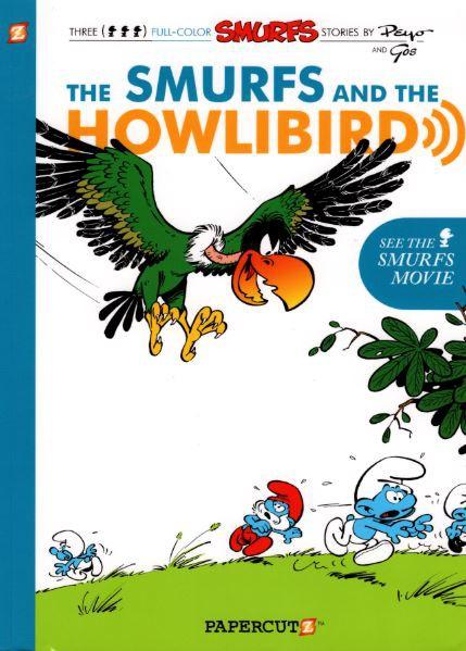Couverture de SMURFS (les Schtroumpfs en anglais) -6- The Smurfs and the Howlibird