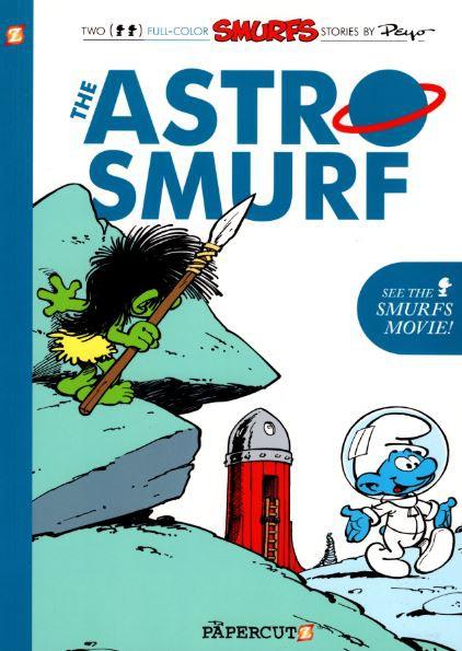 Couverture de SMURFS (les Schtroumpfs en anglais) -7- The Astrosmurf