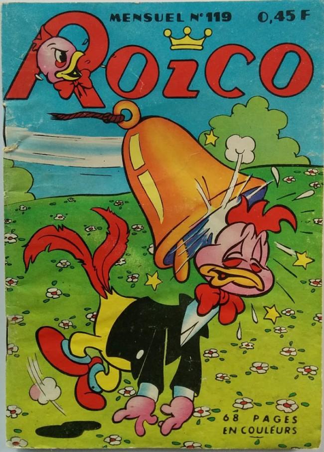 Couverture de Roico -119- Roico et ses nerfs