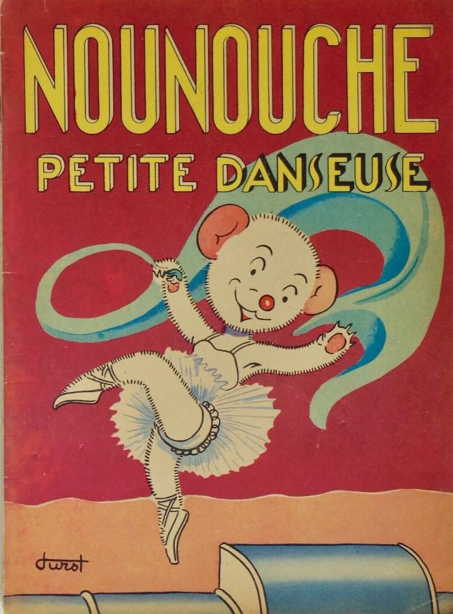 Couverture de Nounouche -21- Nounouche petite danseuse