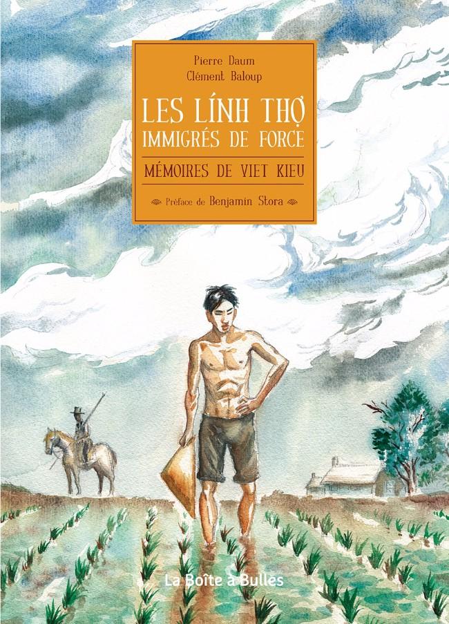 Couverture de Mémoires de Viet Kieu -HS- Les Lính Thợ - Immigrés de force