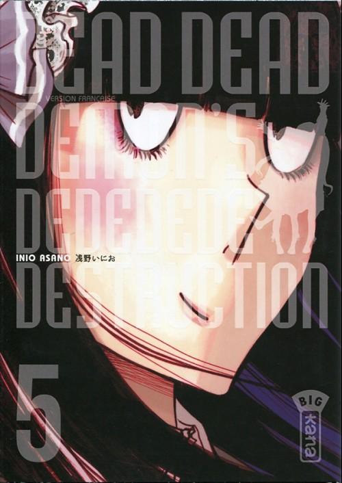 Couverture de Dead Dead Demon's DeDeDeDe Destruction -5- Tome 5