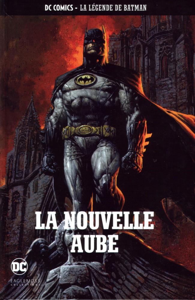 Couverture de DC Comics - La légende de Batman -355- La nouvelle aube