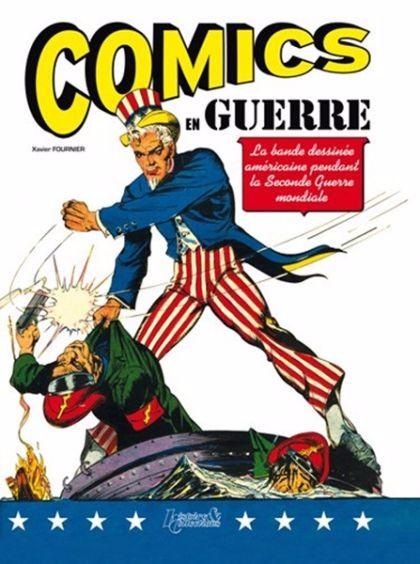 Couverture de (DOC) Études et essais divers - Comics en guerre