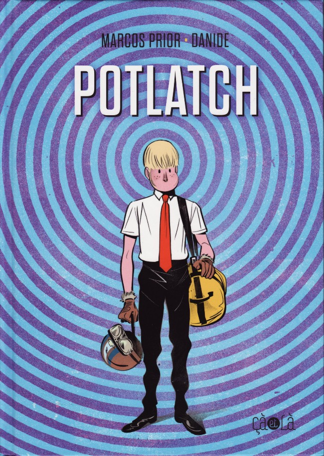 Couverture de Potlatch