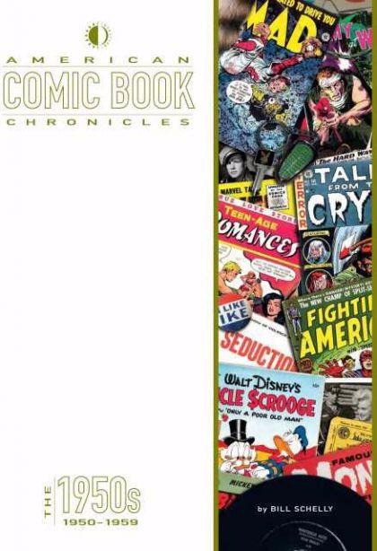 Couverture de (DOC) American Comic Book Chronicles -1- The 1950's