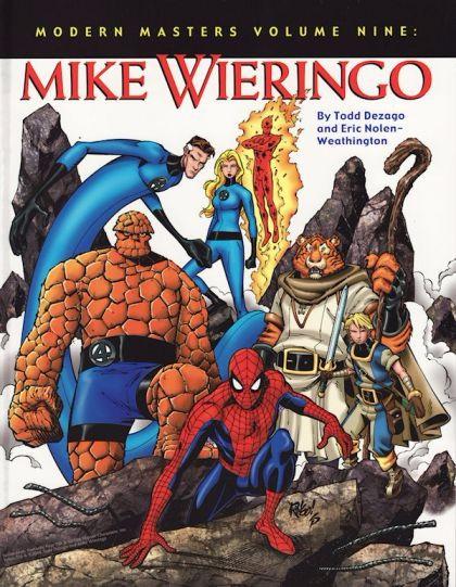 Couverture de (DOC) Modern Masters (2003) -9- Mike Wieringo