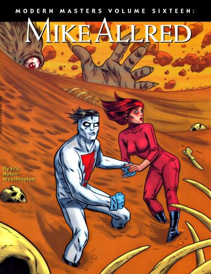 Couverture de (DOC) Modern Masters (2003) -16- Mike Allred