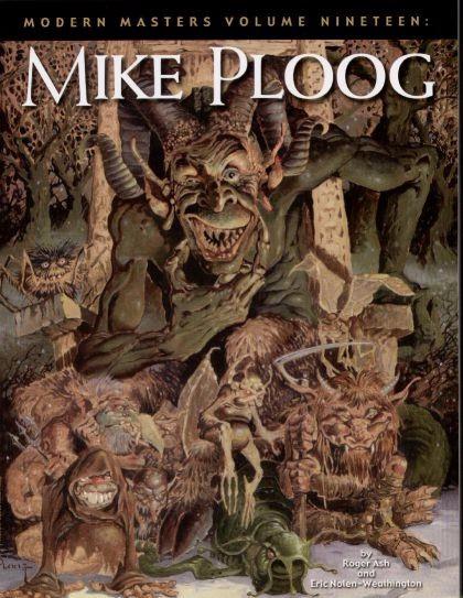 Couverture de (DOC) Modern Masters (2003) -19- Mike Ploog