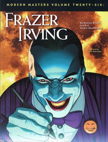 Couverture de (DOC) Modern Masters (2003) -26- Frazer Irving