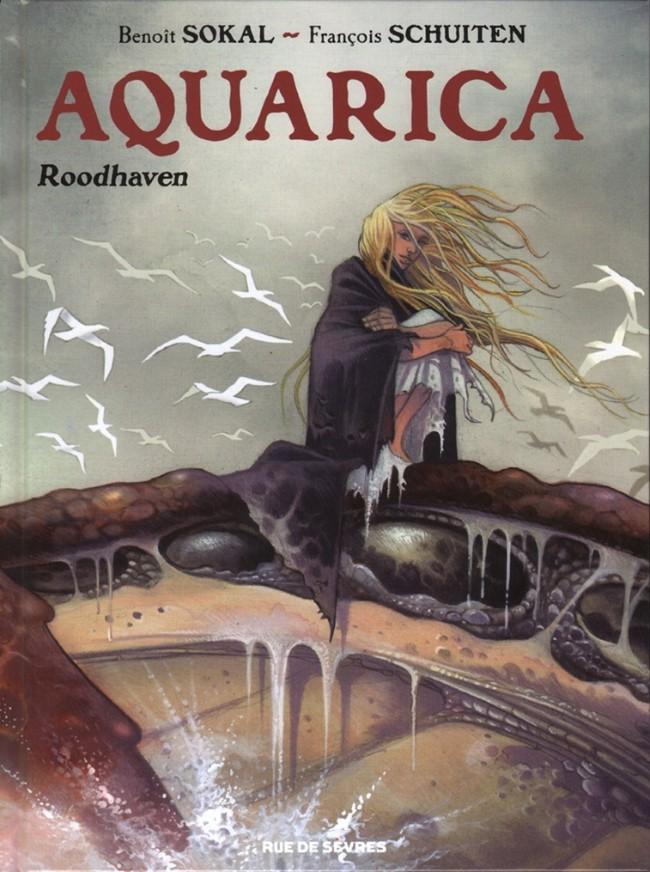 Couverture de Aquarica -1- Roodhaven