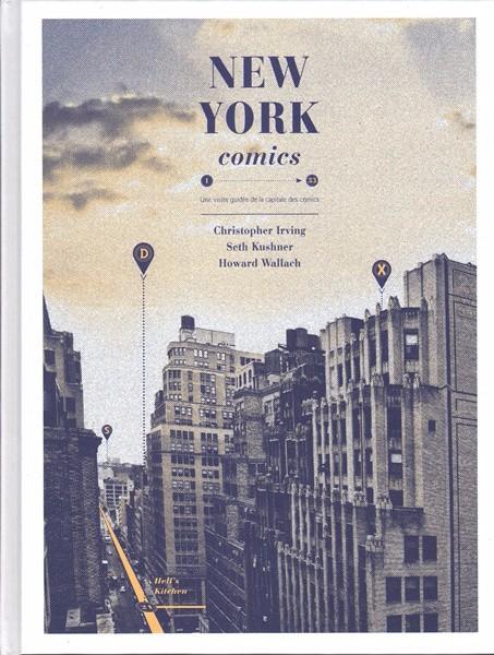 Couverture de (DOC) Études et essais divers - New York Comics