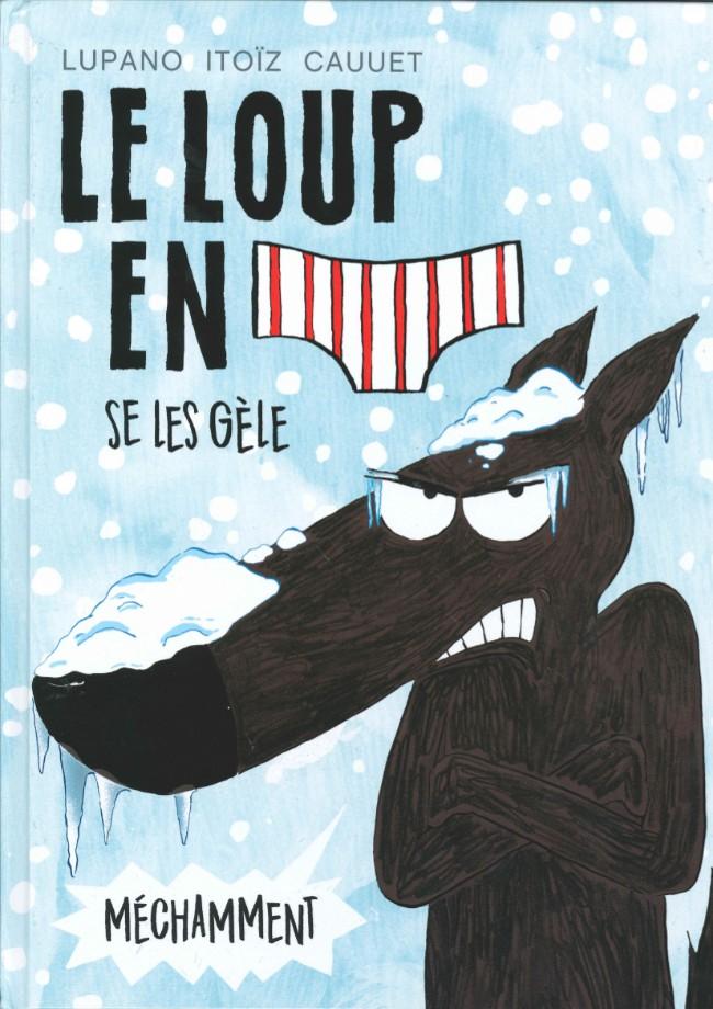 """Résultat de recherche d'images pour """"le loup se les gele méchamment"""""""