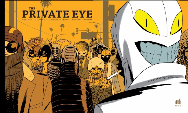Couverture de Private Eye (The) - The Private Eye